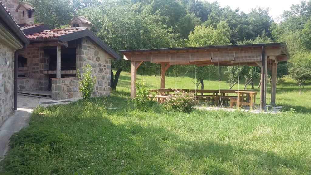 Area Barbecue Le Comunaglie, Ligonchio