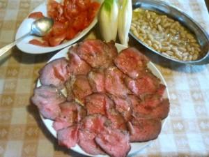 Roastbeef di carne chianina